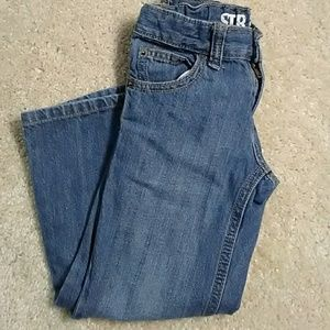 Crazy 8 boys jeans size 4